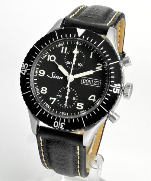 Sinn 155 Manufactum pilot chronograph