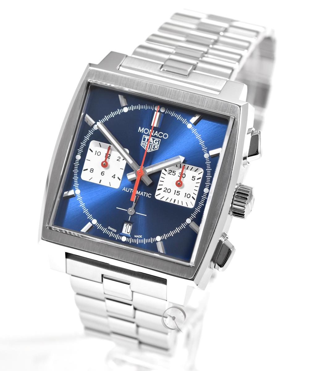 TAG Heuer Monaco Chronograph Cal. Heuer 02 - 23,5% saved!*