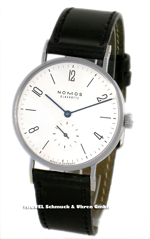 Nomos Tangente winding by hand - 18,7% saved*