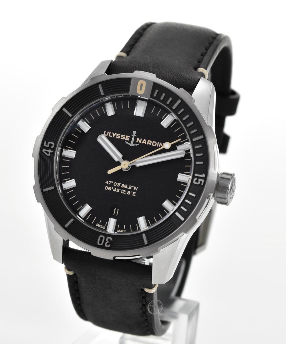 Ulysse Nardin Diver 42mm - 25% saved!*