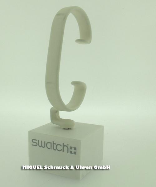 Swatch Uhrenaufsteller