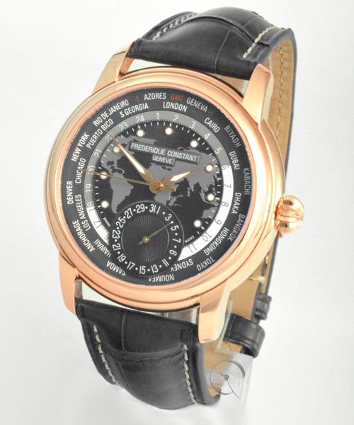 Frederique Constant Manufaktur Worldtimer - Limited Edition - 29,9% saved!*