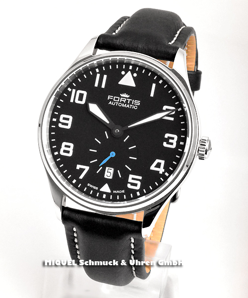Fortis Pilot Classic Second - 30% saved!*