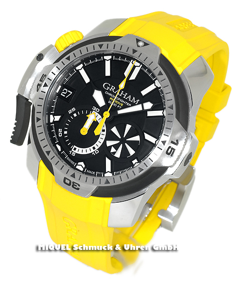 Graham Chronofighter Prodive - limited to only 200 items