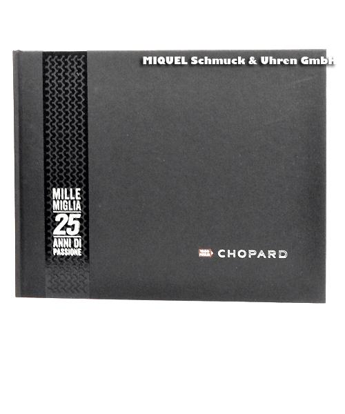 Chopard Mille Miglia 25 Anni di Passione Buch