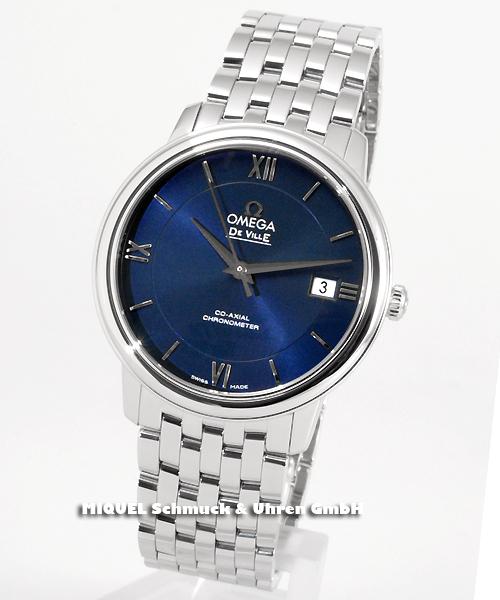 Omega De Ville Prestige Co-Axial