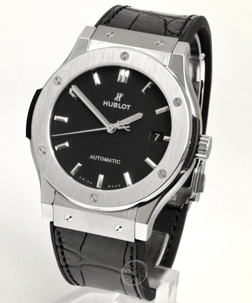 Hublot Classic Fusion automatic 45mm Caution 25 % saved ! *
