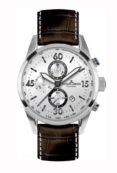 Jacques Lemans Centennial Timepiece Chronograph