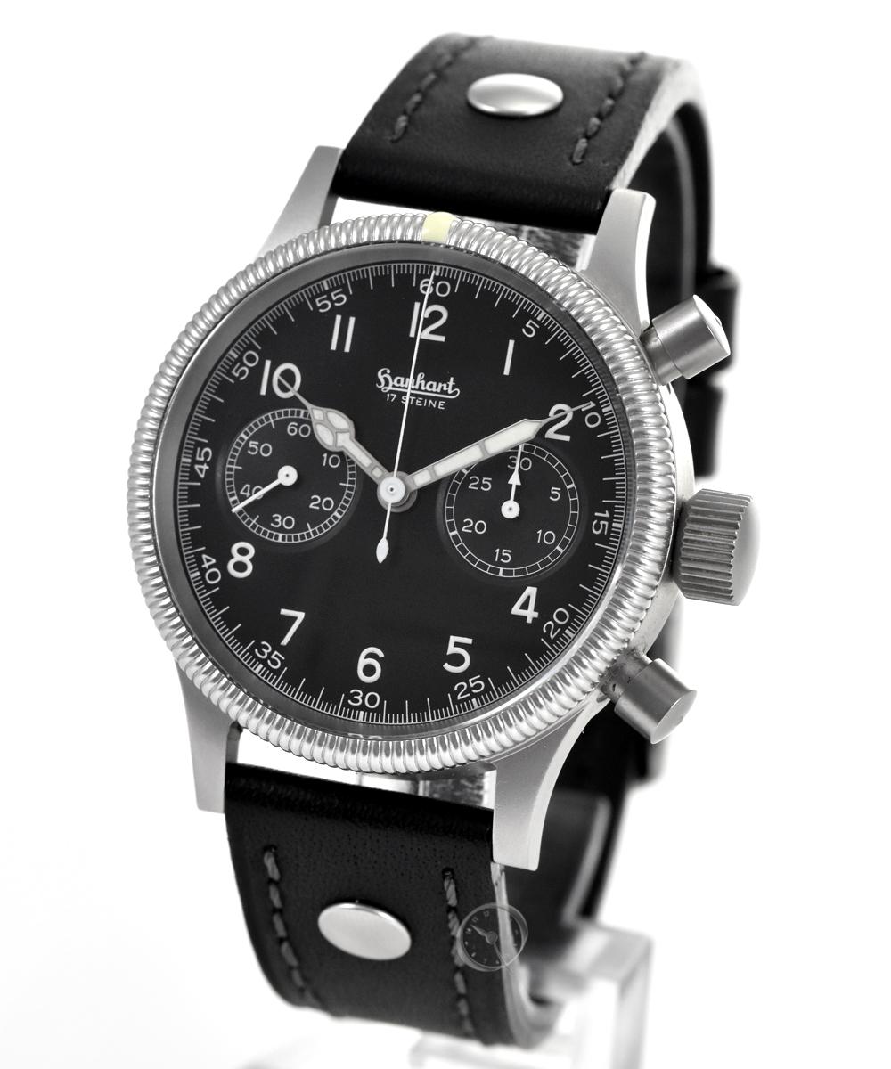 Hanhart pilot chronograph - Limited edition