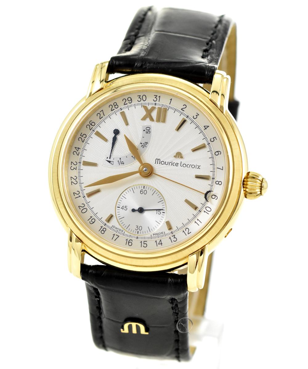 Maurice Lacroix Masterpiece Reserve de Marche Limited Edition 18K Gold