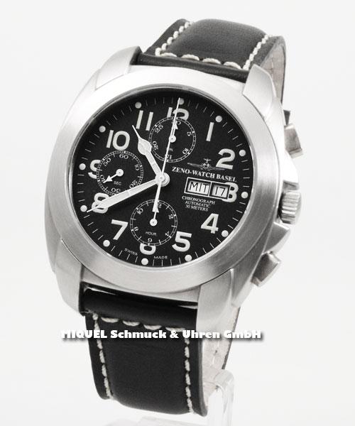 Zeno Watch Basel Chronograph Day Date