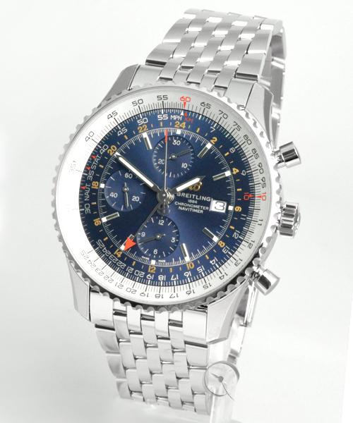 Breitling Navitimer 1 Chronograph GMT 46 - 22.3% saved!*