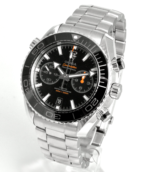 Omega Seamaster Planet Ocean 600M Co-Axial Master Chronometer Chronograph - 19,8% saved*