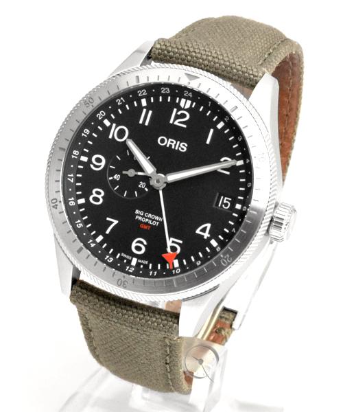 Oris Big Crown ProPilot Timer GMT - 25% saved!*