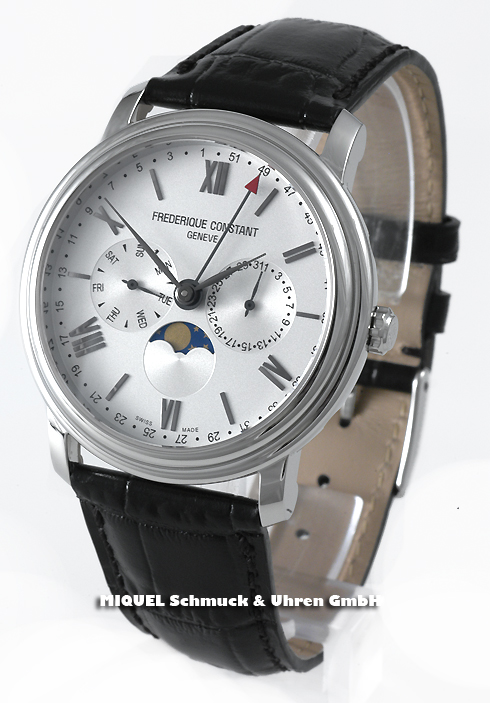 Frederique Constant Classic Buisness Timer - 30,1% saved!*