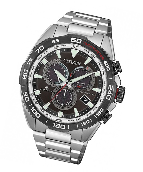 Citizen Eco Drive Radio Controlled - 20% saved!*