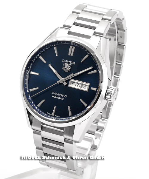 TAG Heuer Carrera calibre 5 Day Date -24,6% saved !*