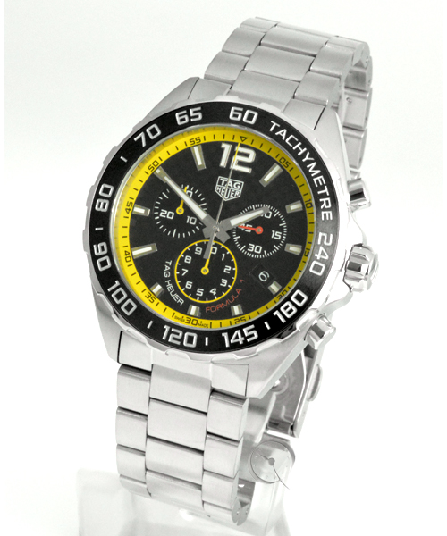 TAG Heuer Formula 1 Quarz 43mm Chronograph - 20% saved!*