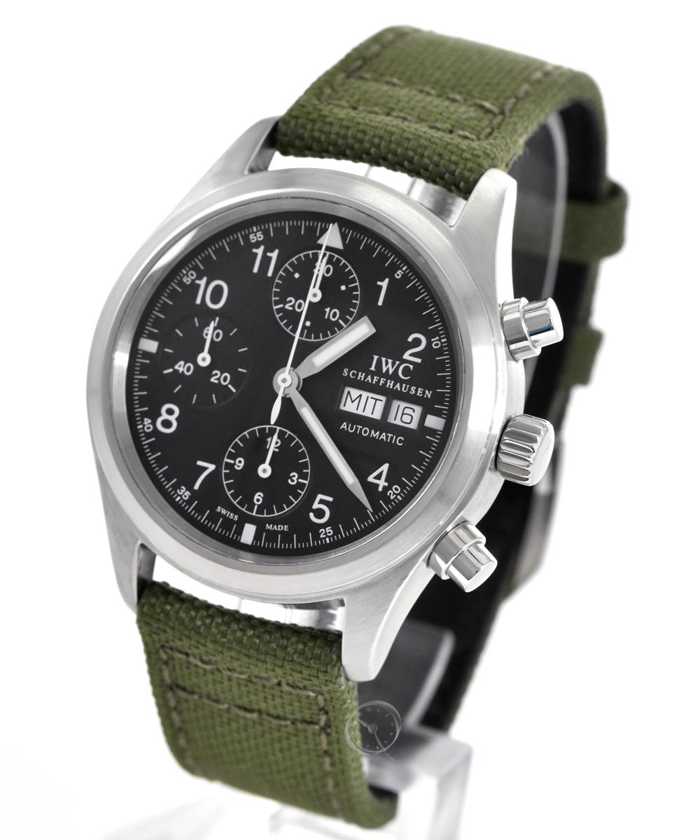 IWC pilotchronograph