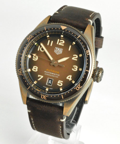 TAG Heuer Autavia Cal. 5 Chronometer - 24,7% saved!*