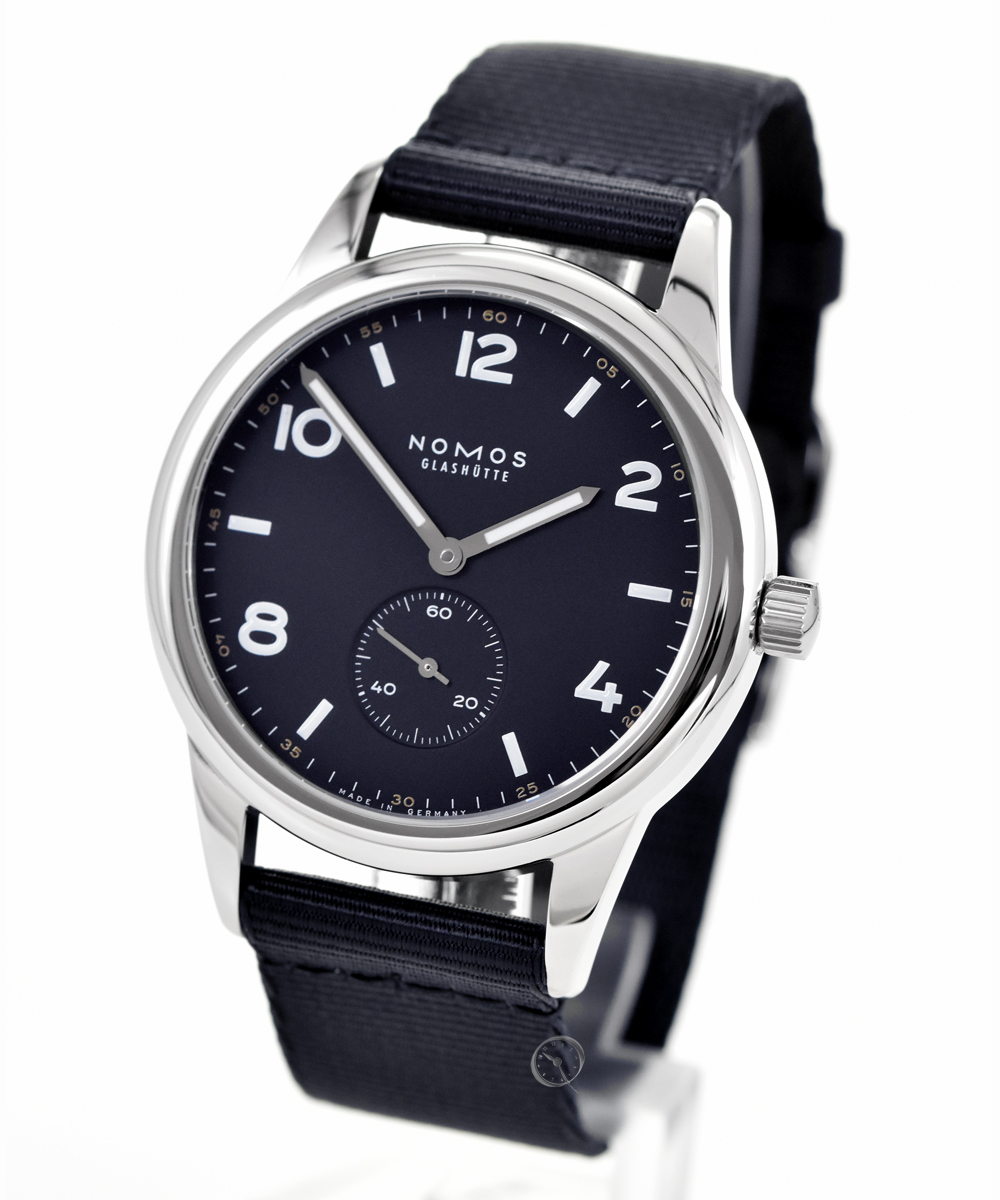 Nomos Club Automat Navy Limited Edition 175 Years