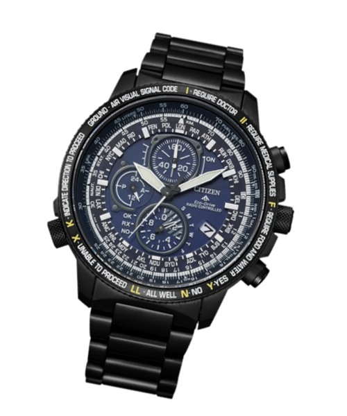 Citizen Eco Drive Chronograph Radio Controlled - 20% saved!*