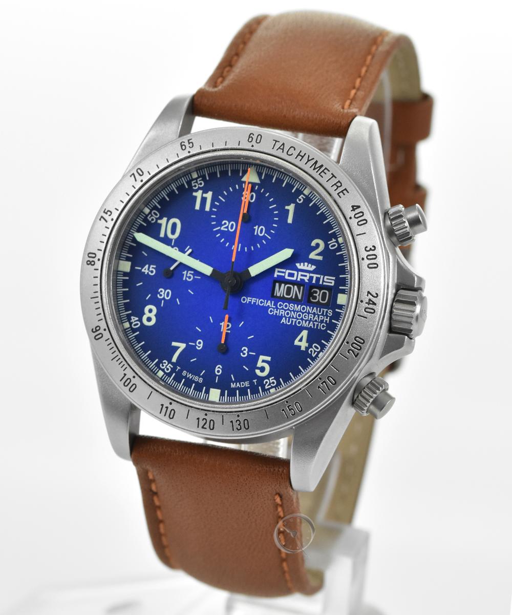 Fortis Official Cosmonauts Chronograph - Rar!