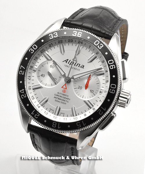 Alpina Alpiner Chronograph 4 - 44,4% saved ! Only while stocks last! *