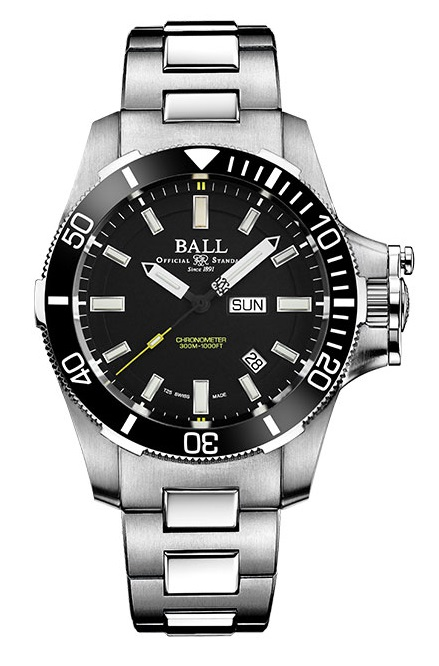 Ball Engineer Hydrocarbon Submarine Warfare Ceramic - 30% saved!*