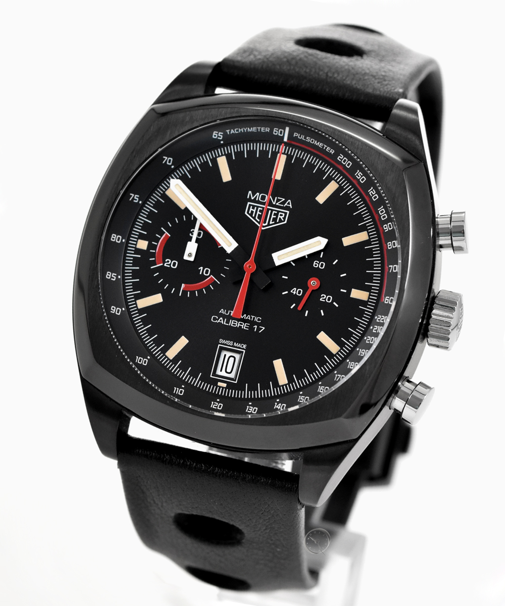 TAG Heuer Monza Chronograph Cal. 17 - 23,6% saved!*