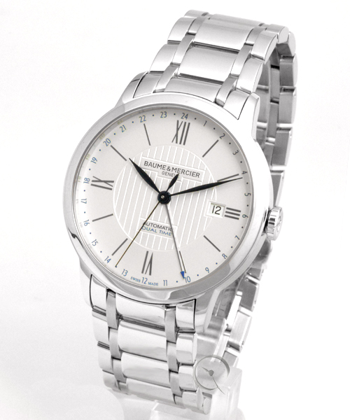 Baume and Mercier Classima GMT - 30% saved!*