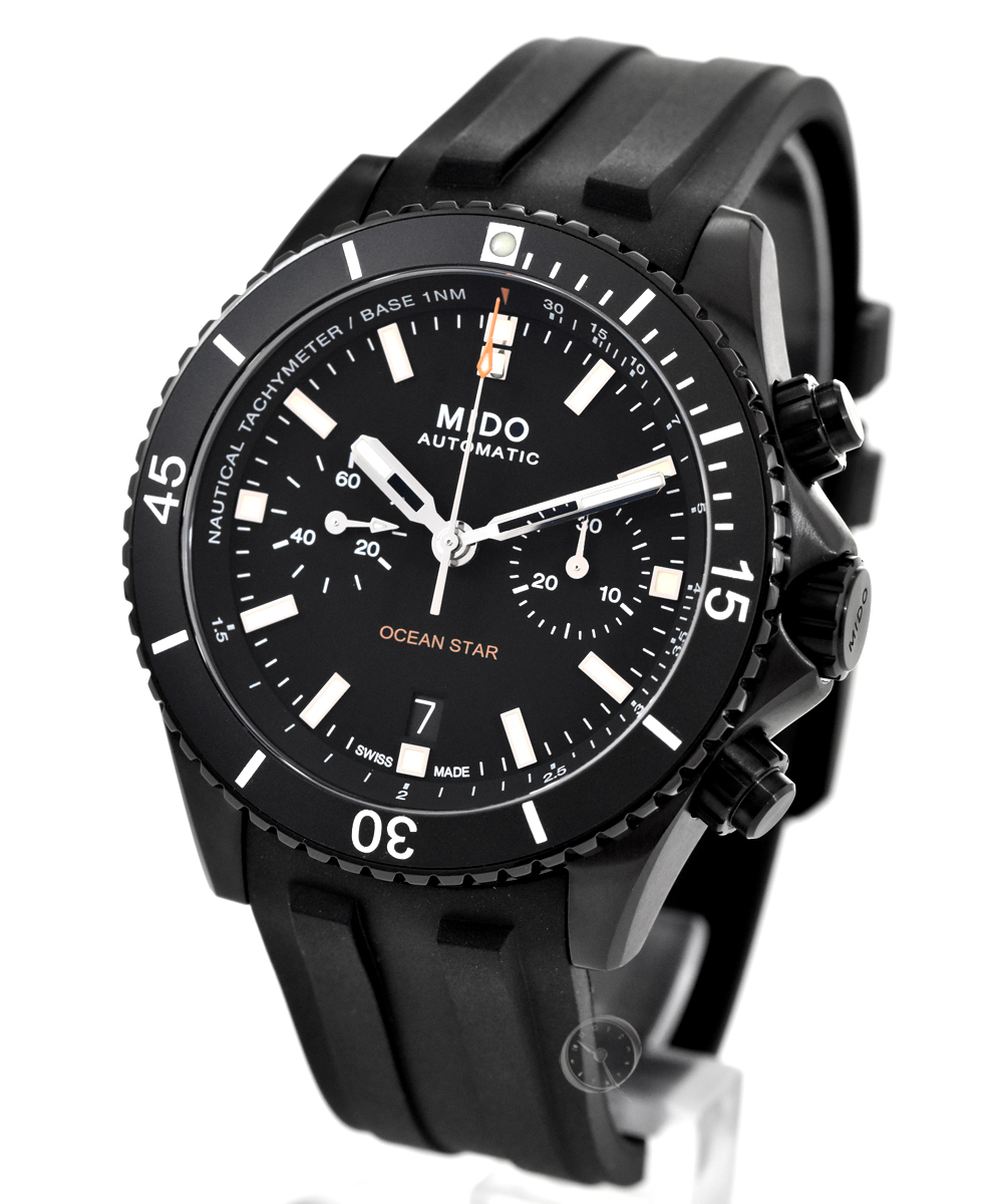 Mido Ocean Star Chronograph - 25.8% saved*