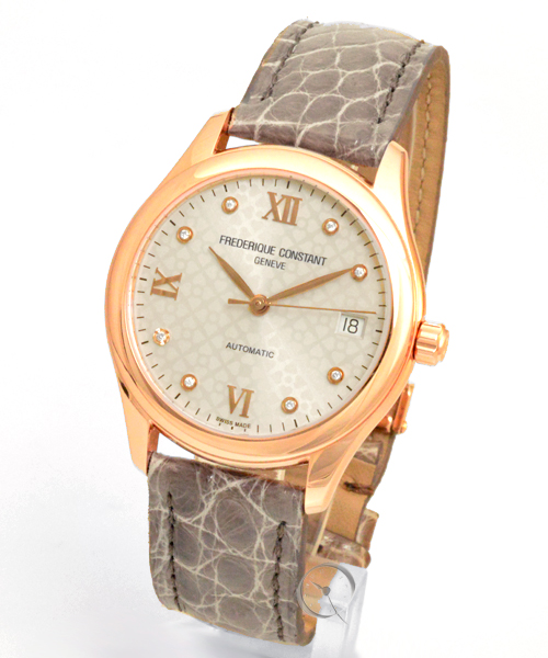 Frederique Constant Lady Classic Automatic - 30% saved!*