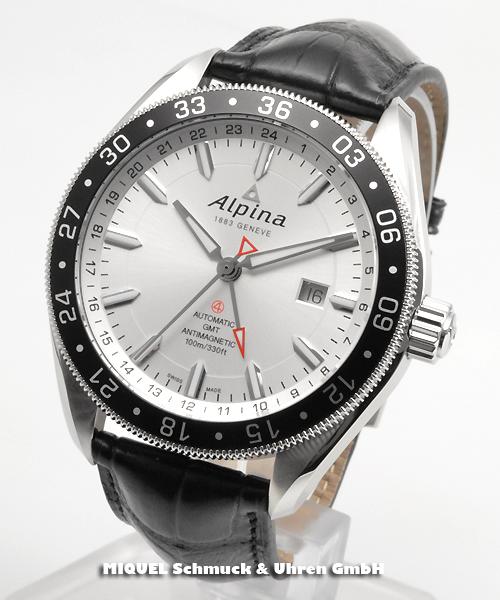 Alpina Alpiner GMT -33,4% saved! *