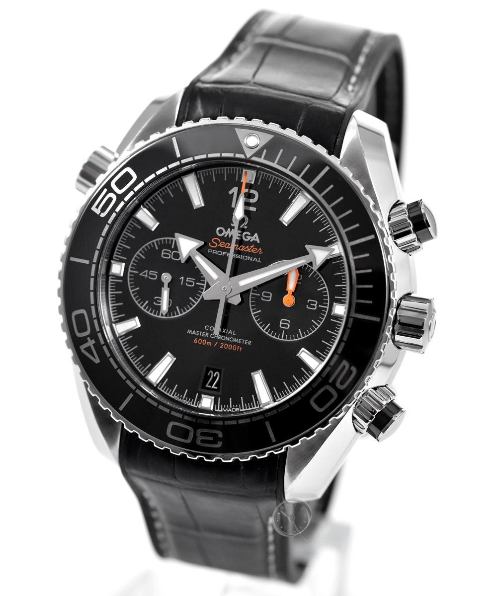 Omega Seamaster Planet Ocean 600M Co-Axial Master Chronometer Chronograph - 29,5% saved*