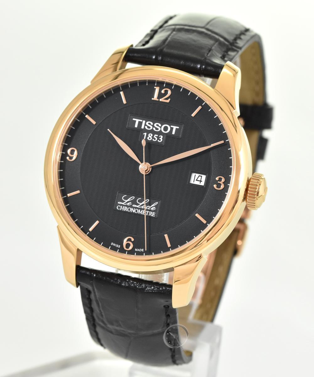 Tissot Classic LeLocle Chronometer - 19,8% saved!*
