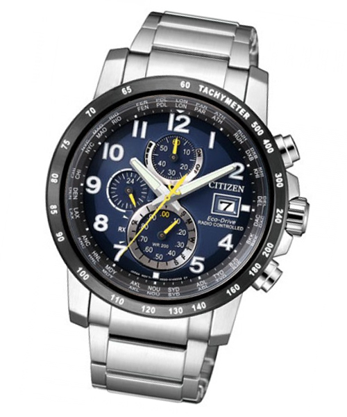 Citizen Eco Drive Chronograph Radio Controlled - 20,7% saved!*