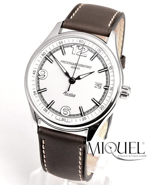 Frederique Constant Vintage Rally Healey - 35,6% saved ! *