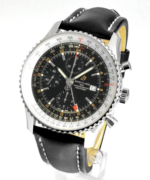 Breitling Navitimer Chronograph GMT 46 - 20% saved!*