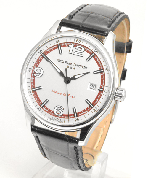 Frederique Constant Vintage Rally Healey - Peking to Paris -  35,6% saved! *
