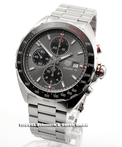 TAG Heuer Formula 1 Chronograph calibre 16 - 20% saved!*