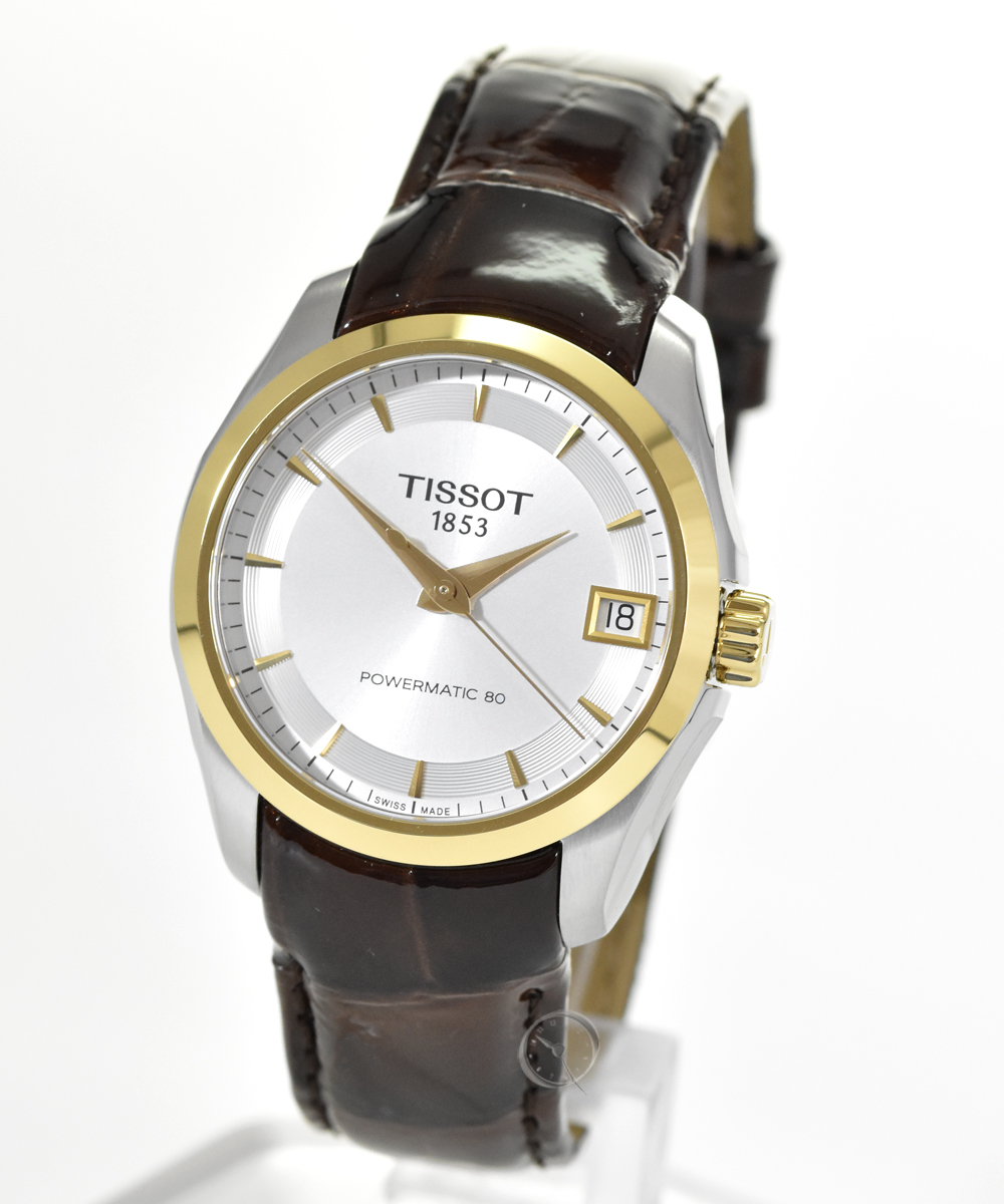 Tissot Couturier Powermatic 80 - 20% saved!*