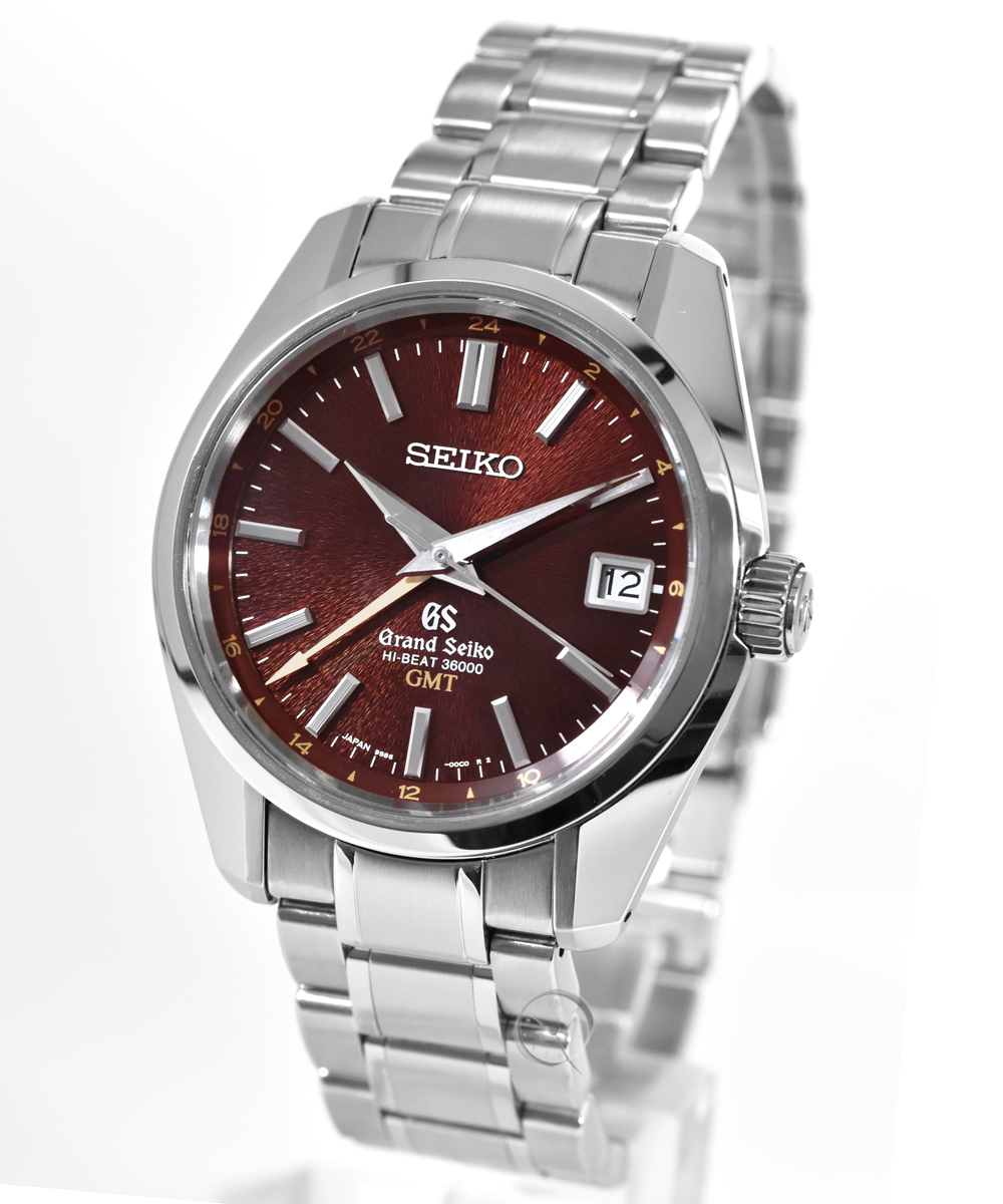 Seiko Grand Seiko Hi-Beat 36000 GMT Limited Edition