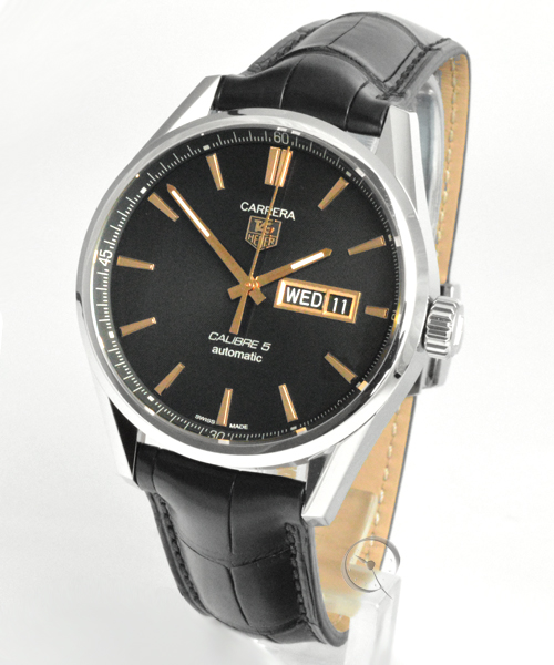 TAG Heuer Carrera Cal. 5 Day Date - 26,1% saved!*