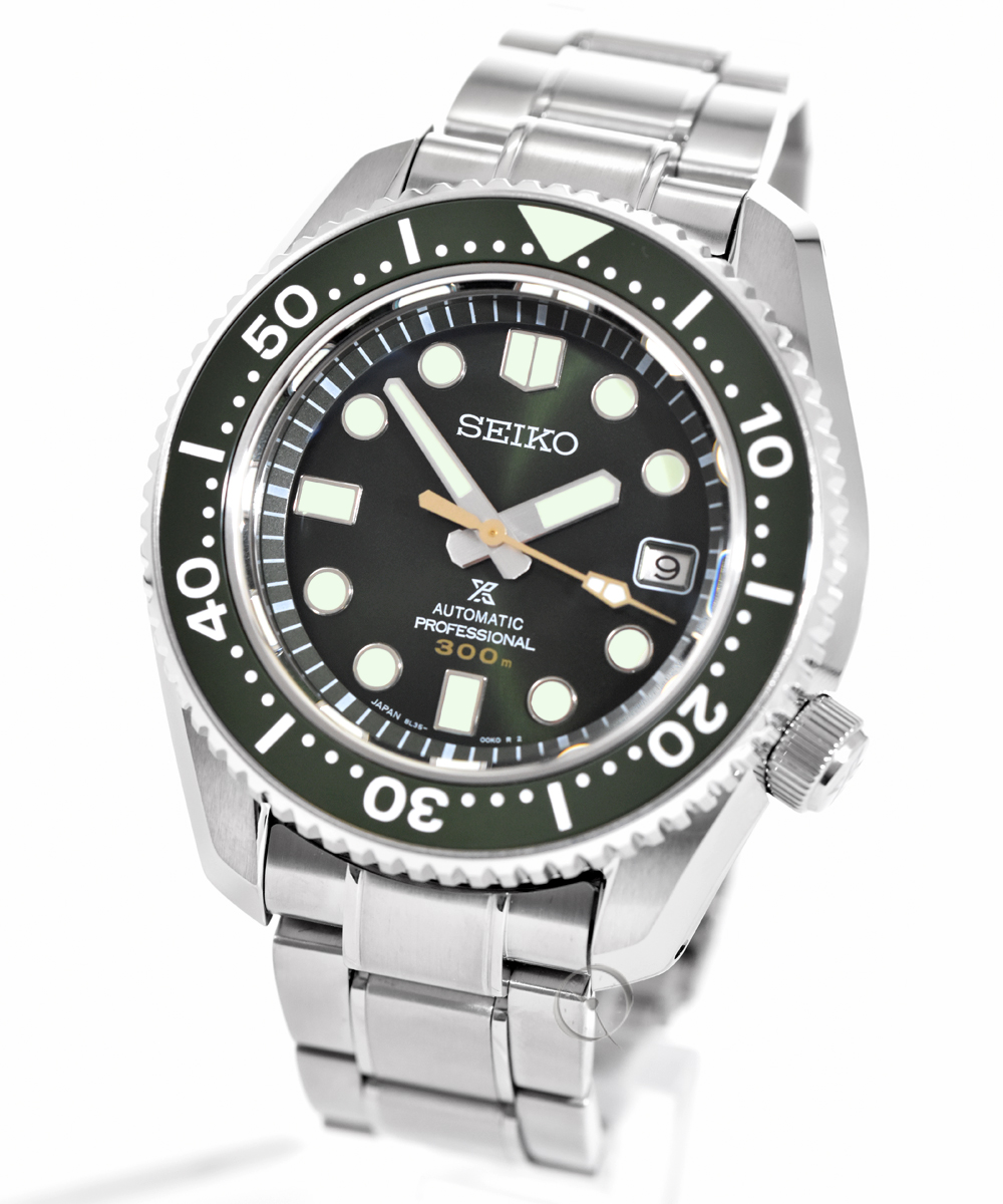 Seiko Divers Prospex MarineMaster Professional 300m  Limited Edition  - Deep Forest