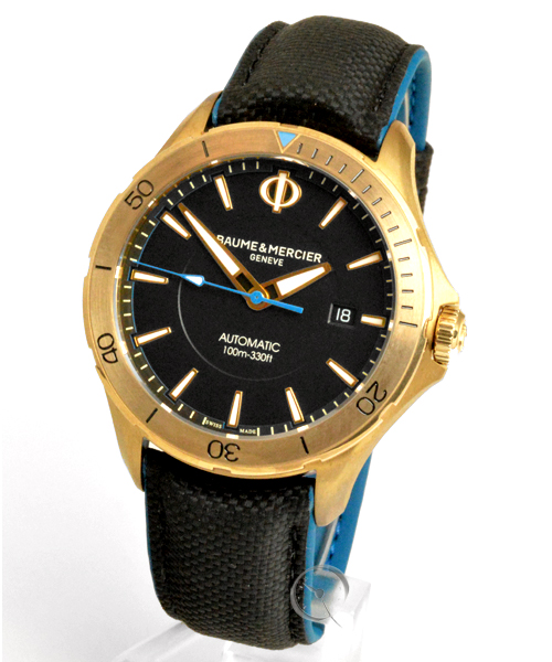 Baume and Mercier Clifton Club - 30% saved!*