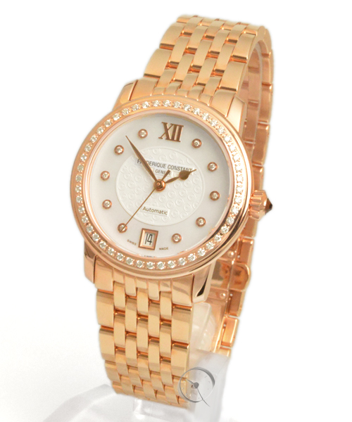 Frederique Constant Lady automatic - 35,8% saved ! *