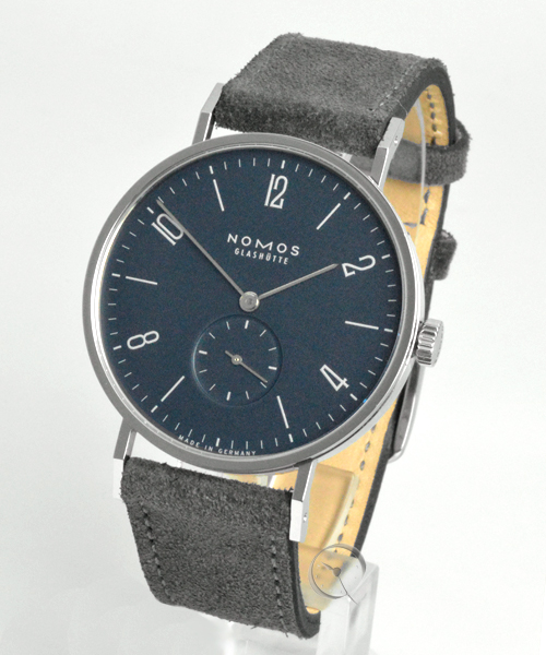 Nomos Tangente 38 night blue -20.1% saved!*