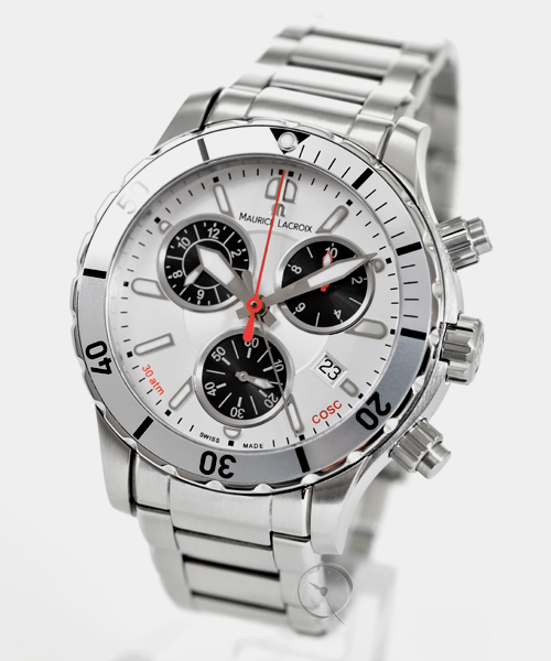 Maurice Lacroix Miros Chronograph Chronometer - Limited Edition