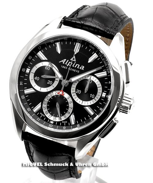 Alpina Alpiner Manufaktur Flyback Chronograph - 42,5% saved!*